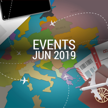 Events June 2019